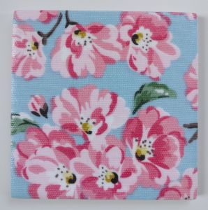 Ceramic Wall Tiles in Cath Kidston Blossom Bunch 100mm 150mm